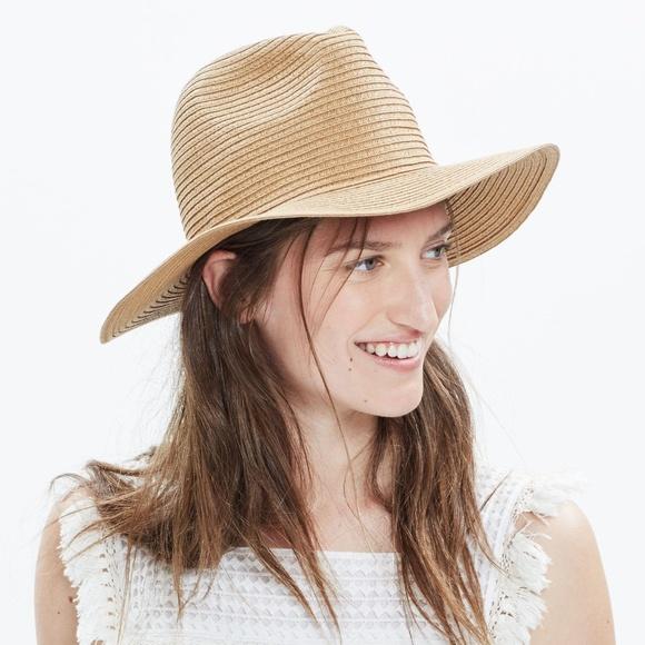ca61bc38fe358 Madewell Accessories - Madewell Mesa Straw Hat